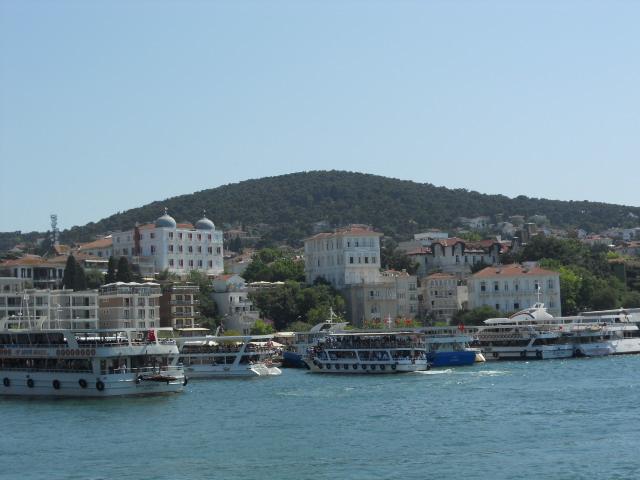 Büyük Ada- Liman