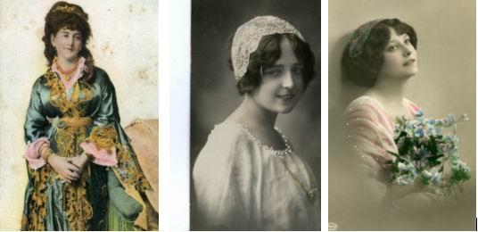 Eski İstanbul Kadınları...