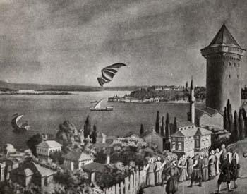 Hezarfen Ahmet Çelebi'nin uçuşunun gerçekliği nedir
