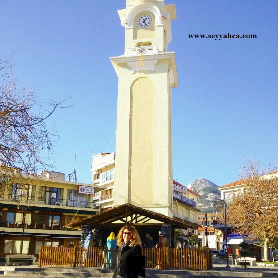 İskeçe Saat Kulesi