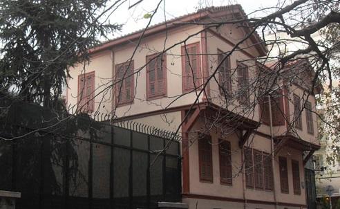 Atatürk'ün Evi-Selanik