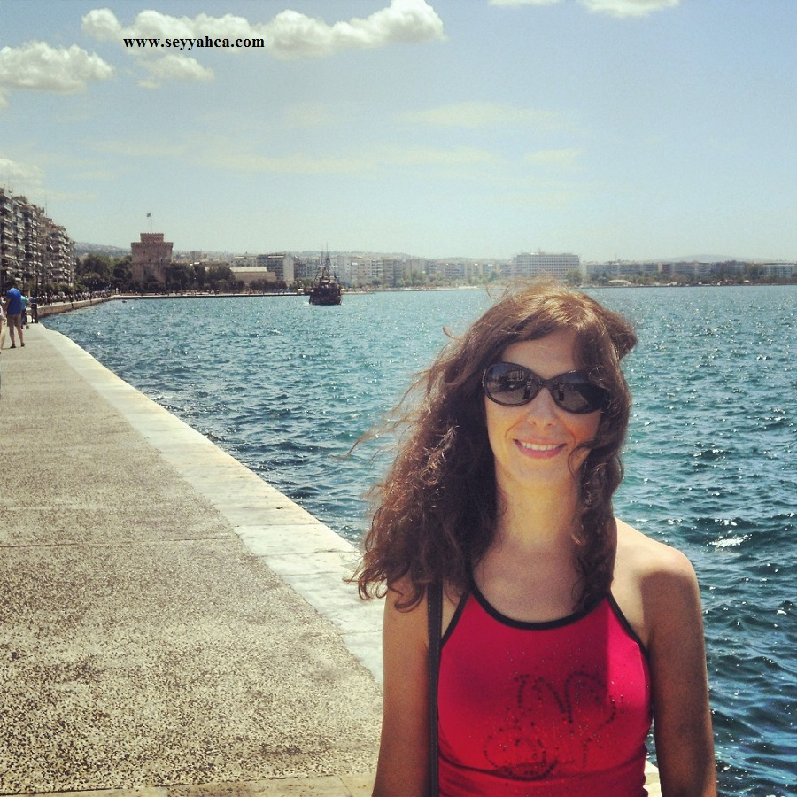 Seyyahça Selanik- Yunanistan