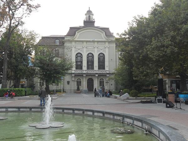 Plovdiv-Bulgaristan