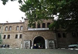 Baçkova Manastırı- Filibe