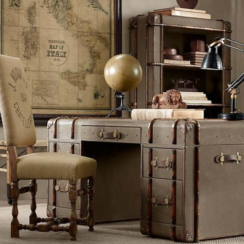 Bavul çalışma odası