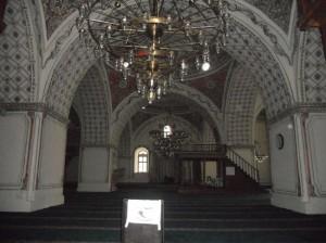 Cuma Cami'nin içi- Filibe
