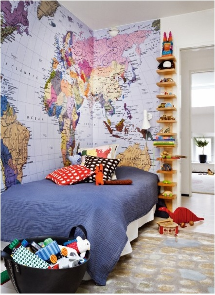 Gezginin yatak odası