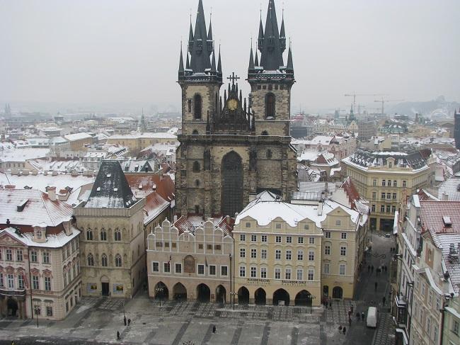 Old Town-Prag