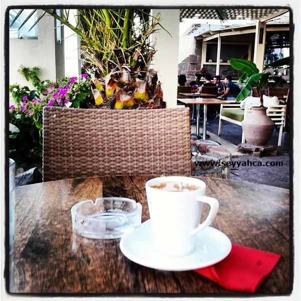 Status Cafe- Midilli
