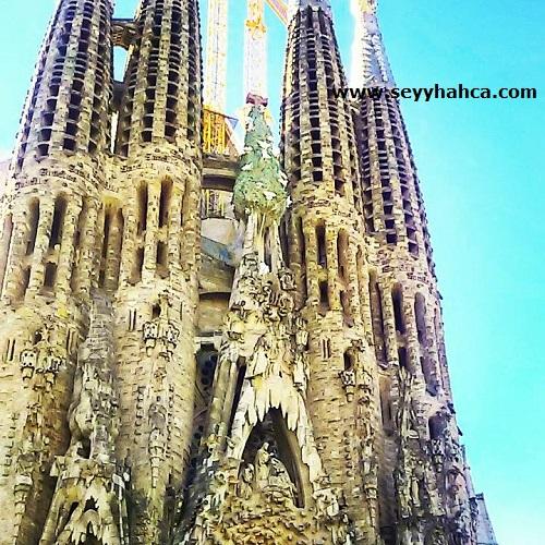 Sagra da Familia-Barselona