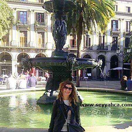 Reial Meydanı-Barselona