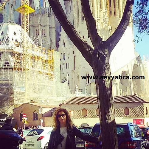 Sagrada Familia -Seyyahca