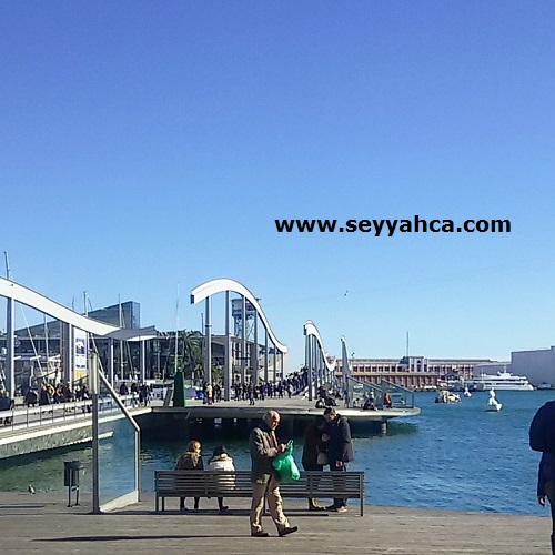 Barselona Limanı-Port Vell