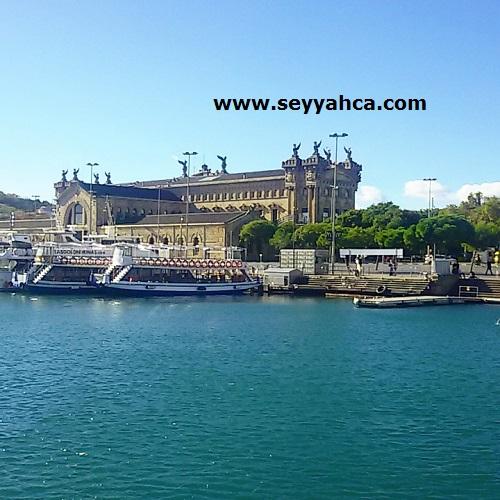 Barselona Limanı- Port Vell