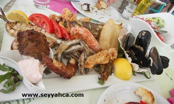 Thassos Agios Antonias Yemek