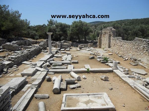 Thassos-Aliki Arkeolojik Alanı