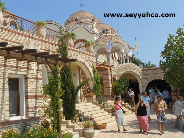 Thassos Archengelos Manastırı