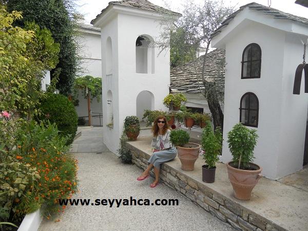 Thassos Archengelos Manastırı...