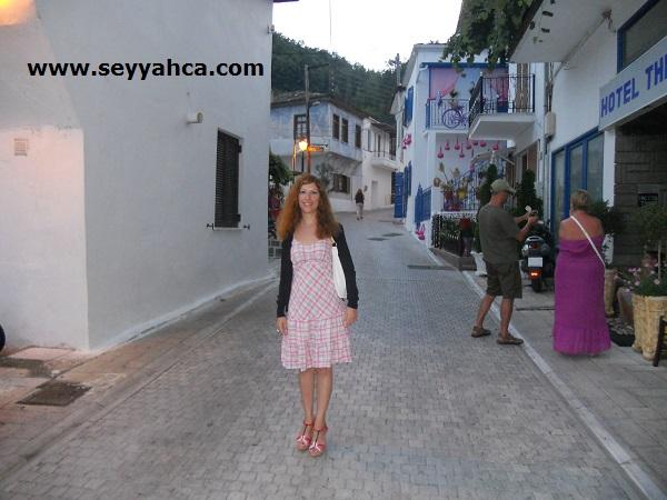 Thassos-Panagia Köyü