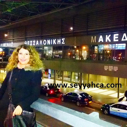 Selanik Makedonia Havalimanı- Yunanistan