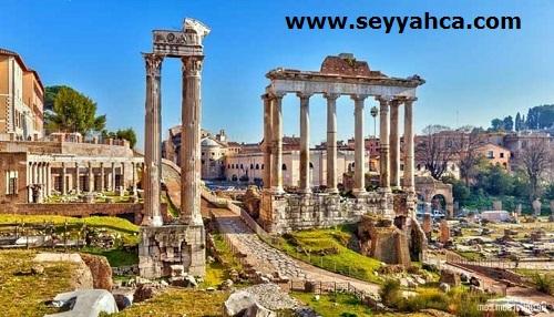 Roma Forumu- İtalya