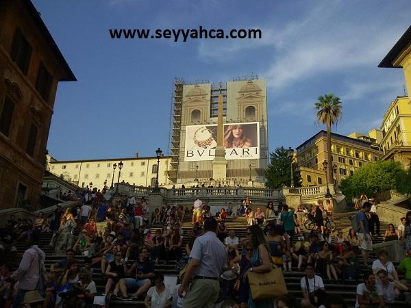 Roma-İspanyol Merdivenleri