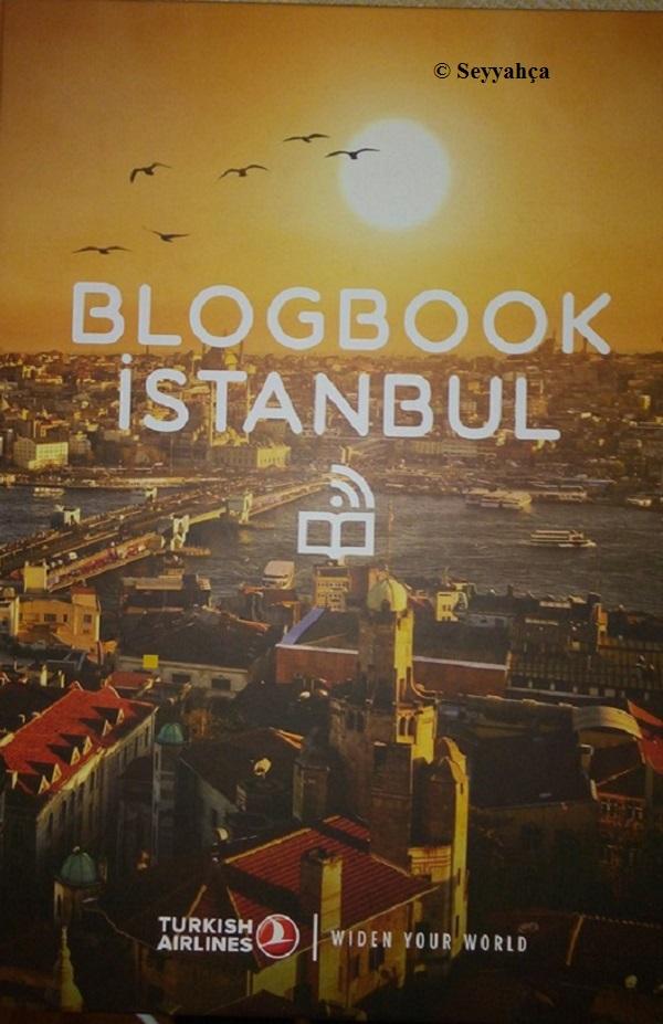 Türk Hava Yolları BlogBook Kapak 2016