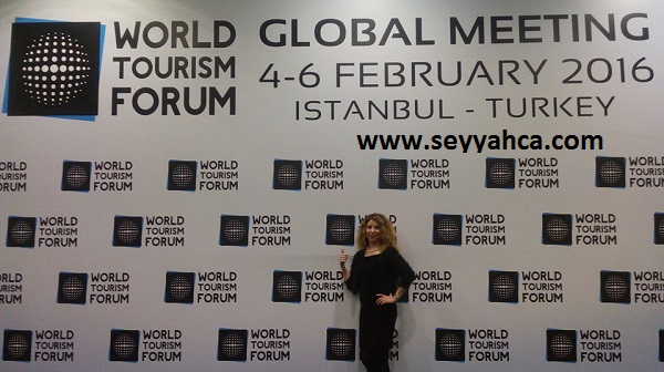 World Tourism Forum 2016- Seyyahça