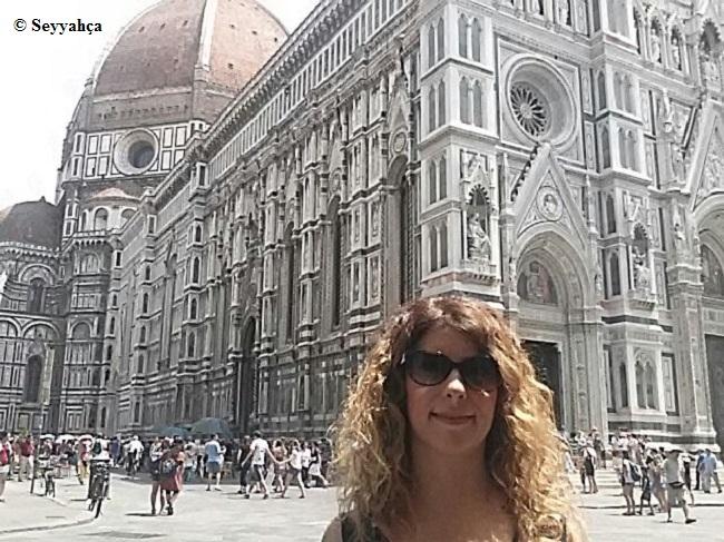 Duamo Katedrali- Floransa