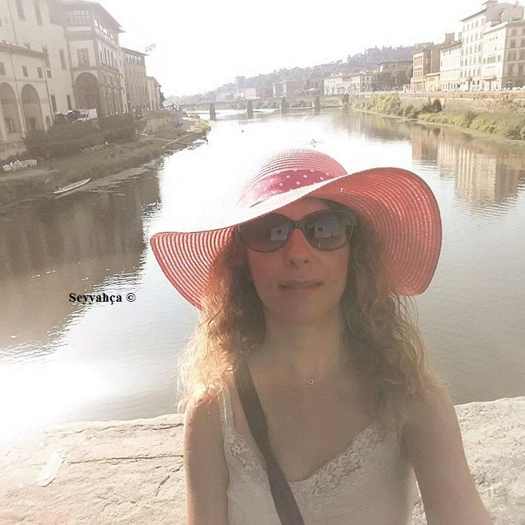 Ponte Vecchio Köprüsü-Floransa