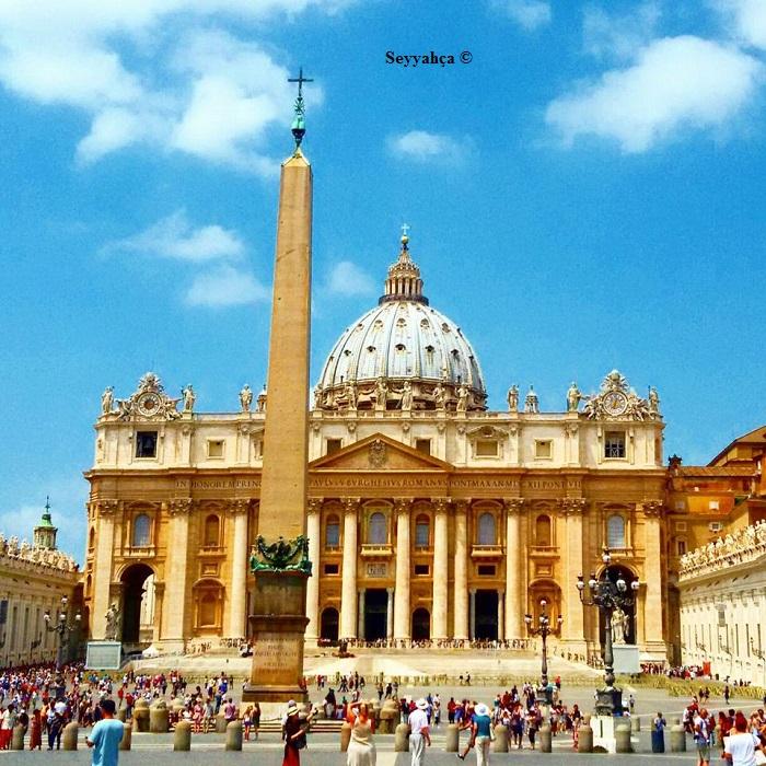 Vatikan-İtalya