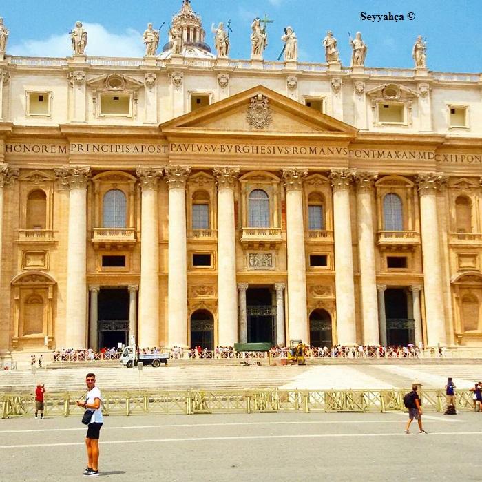 Vatikan-İtalya 3