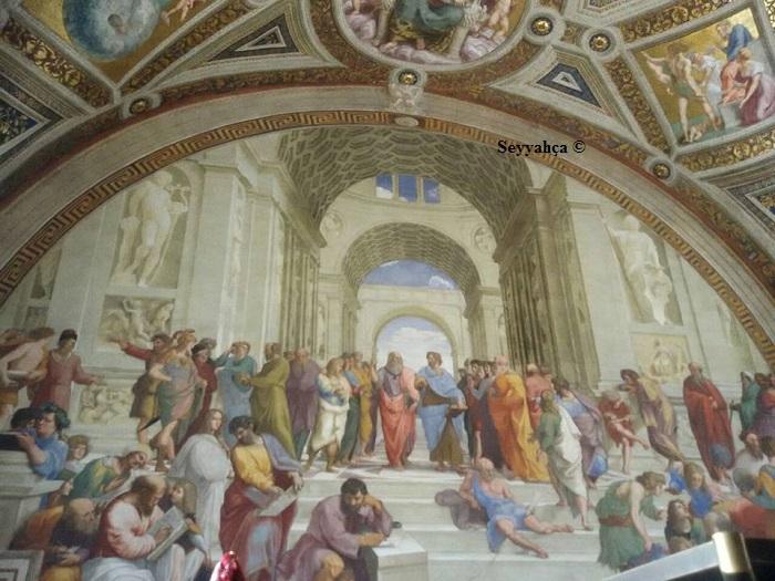 Vatikan Duvar Resimleri