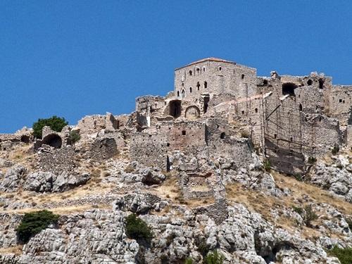 Anavatos Köyü-Sakız Adası