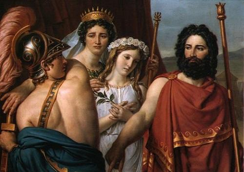 İfigenia-Mitoloji
