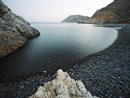 Mavra Volia-Sakız Adası