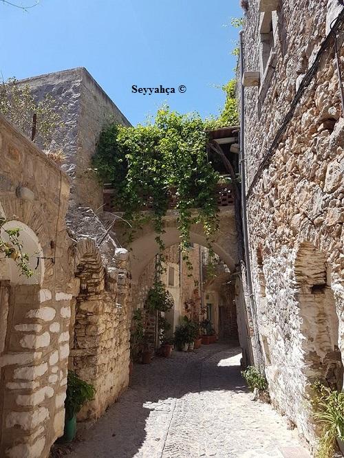 Mesta Köyü-Chios