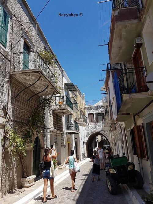 Pyrgi Village-Chios