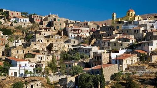 Volissos Köyü-Sakız Adası