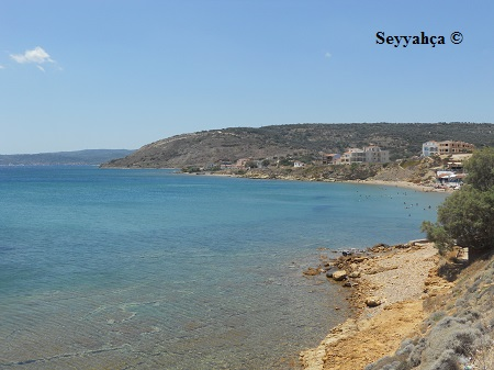 Agia Ermioni Deniz