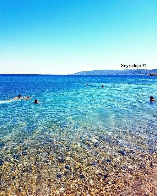 Agia Fotia Plajı-Sakız Adası