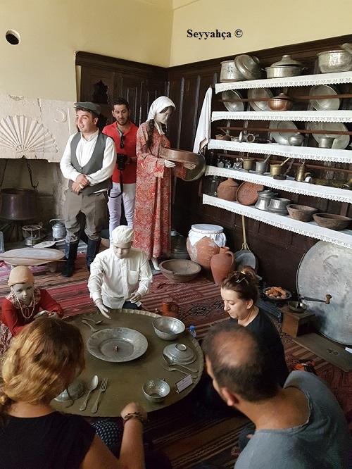 Mutfak-Ünye Müze Evi