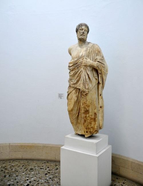 Hipokrat Heykeli- Kos Arkeoloji Müzesi