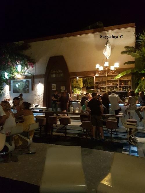 Hamam Cafe Bar- Kos Adası