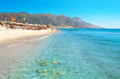 Kardamena Plajı- Kos