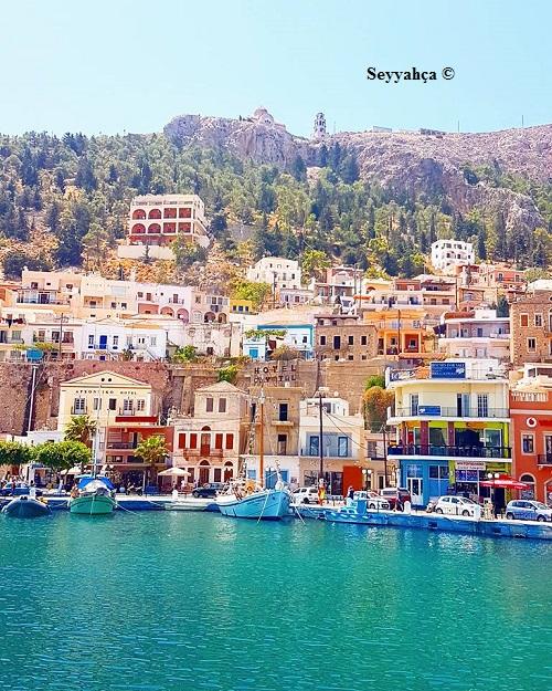 Kalymnos (Kilimli) Adası