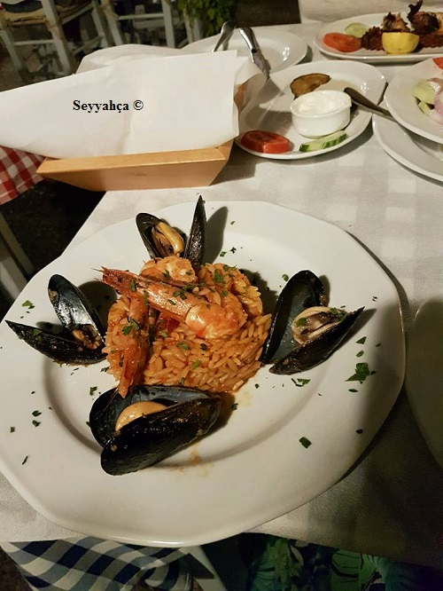 Yunan yemeği-Kos