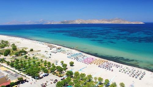 Tigaki Plajı-Kos