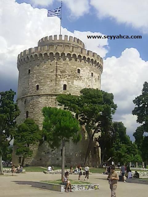 Selanik-Beyaz Kule