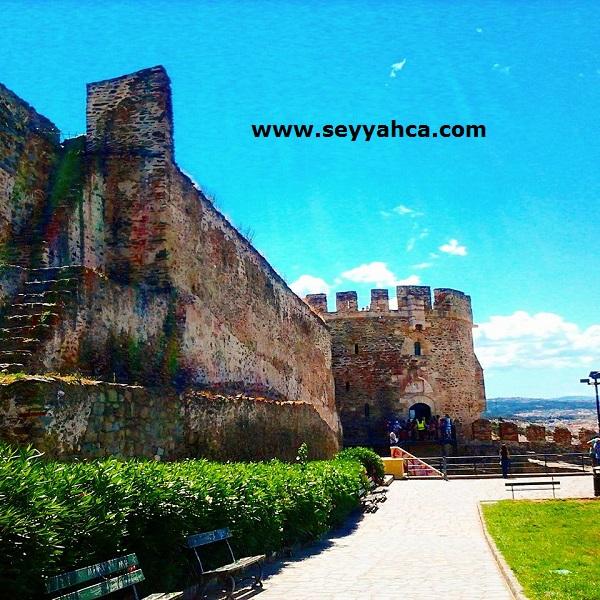 Bizans Kale Surları- Selanik